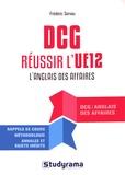 Frédéric Servau - Réussir l'UE 12 au DCG Anglais des affaires.