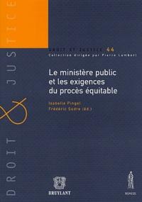 Rhonealpesinfo.fr Le ministère public et les exigences du procès équitable Image