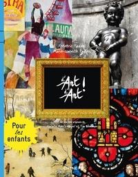 D'Art d'Art ! pour les enfants Tome 2 - Frédéric Taddeï | Showmesound.org