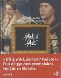 Frédéric Taddeï et Marie-Isabelle Taddeï - D'Art d'Art ! - Tome 4.