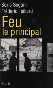 Frédéric Teillard et Boris Seguin - .