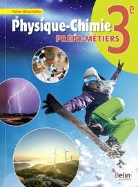 Télécharger des fichiers ebook pour mobile Physique-Chimie 3e  - Prépa-métiers (French Edition) 9791035804619  par Frédéric Teulat
