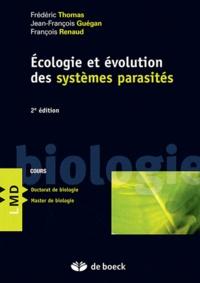 Ecologie et évolution des systèmes parasités - Frédéric Thomas | Showmesound.org