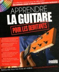 Frédéric Thomasseau - Apprendre la guitare pour les débutants. 1 DVD