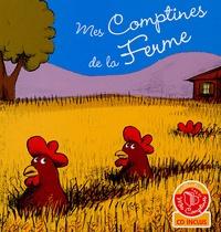 Frédéric Thome - Mes Comptines de la Ferme. 1 CD audio