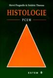 Frédéric Thoreau et Hervé Prugnolle - Histologie.
