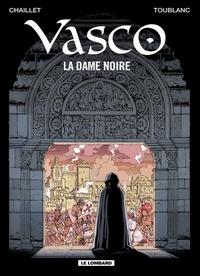 Frédéric Toublanc et  Chaillet - Vasco Tome 22 : La dame noire.