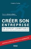 Frédéric Turbat - Créer son entreprise - Un expert-comptable répond à 130 questions pratiques.
