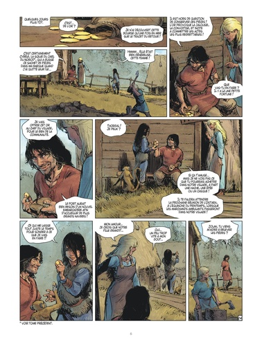 Thorgal Tome 38 La Selkie