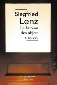 Frédéric Weinmann et Siegfried Lenz - Pavillons Poche  : Le Bureau des objets trouvés.