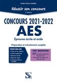 Frédéric-Xavier Corbellari - Réussir son concours AES - Accompagnant éducatif et social.