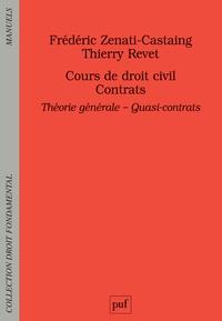 Cours de droit civil - Contrats : théorie générale, quasi-contrats.pdf