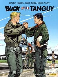 """Frédéric Zumbiehl et Frédéric Marniquet - Buck/Tanguy - Pack en 2 volumes : Buck Danny """"classic"""" Tome 3 : Les fantômes du soleil levant ; Tanguy et Laverdure """"classic"""" Tome 1 : Menace sur Mirage F1."""