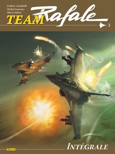 Team Rafale Intégrale Tome 3 Affrontement final ; Lancement à haut risque ; North Korea