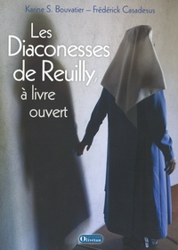 Frédérick Casadesus et Karine Sicard-Bouvatier - Les Diaconesses de Reuilly, à livre ouvert.