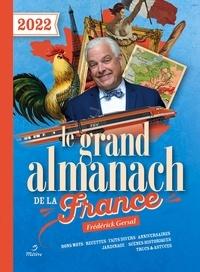 Frédérick Gersal - Grand Almanach de la France 2022.