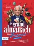 Frédérick Gersal et Michèle Quiblier - Le grand almanach de la France.