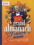 Frédérick Gersal - Le grand almanach de la France.