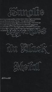 Frédérick Martin - Eunolie, Légendes du Black Metal.