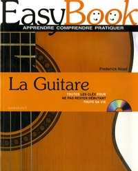 Frederick Noad - La guitare. 1 Cédérom