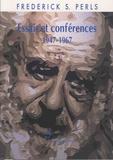 Frederick Perls - Essais et conférences - 1947-1967.
