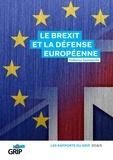 Frederico Santopinto - Le Brexit et la défense européenne.