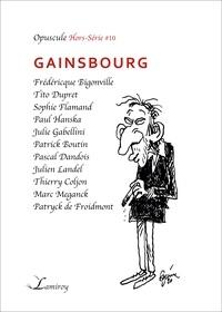 Frédéricque Bigonville, Tito D Froidmont. et Tito Dupret - Gainsbourg.