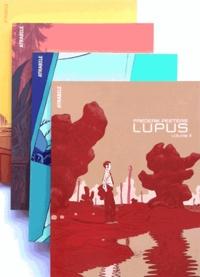 Frederik Peeters - Lupus  : 4 volumes.