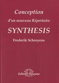 Conception dun nouveau Répertoire Synthesis - Repertorium Homeopathicum Syntheticum.pdf