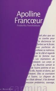 Frederika Fenollabbate - Apolline Francoeur.