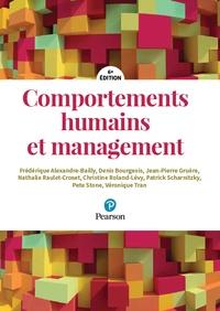 Frédérique Alexandre-Bailly et Denis Bourgeois - Comportements humains et management.