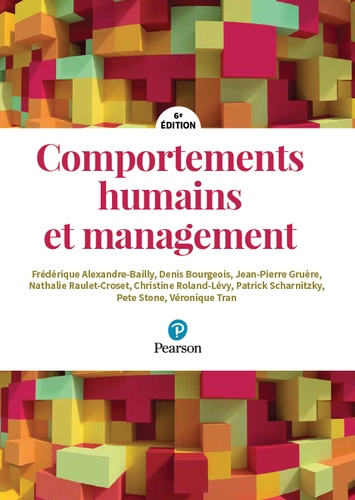 Comportements humains et management 6e édition