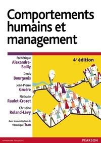 Frédérique Alexandre-Bailly - Comportements humains et management.
