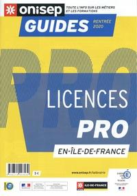 Frédérique Alexandre-Bailly - Licences pro en Ile-de-France.