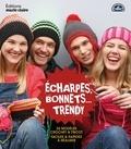 Frédérique Alexandre - Echarpes bonnets... Trendy.