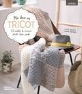 Frédérique Alexandre - Ma déco en tricot - 32 mobiles de coussins, plaids, tapis, poufs....