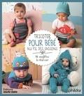 Frédérique Alexandre - Tricoter pour bébé au fil des saisons.