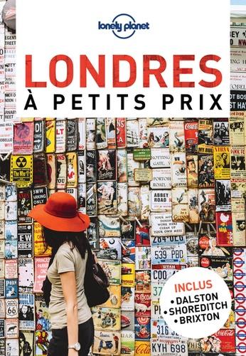 Frédérique Andréani et Elisabeth Blanchet - Londres à petits prix. 1 Plan détachable