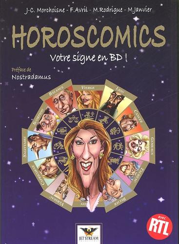 Frédérique Avril et Jean-Claude Morchoisne - Horoscomics - Votre signe en BD !.