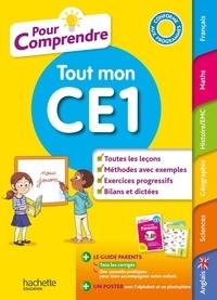 Frédérique Beau et Pauline Bodeau - Tout mon CE1.