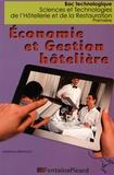 Frédérique Bertholio - Economie et gestion hôtelière 1re STHR - Tomes 1 et 2.