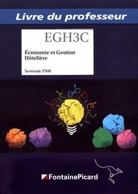 Economie et gestion hôtelière Tle STHR - Livre du professeur.pdf
