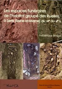Frédérique Blaizot - Les espaces funéraires de l'habitat groupé des Ruelles à Serris (Seine-et-Marne) du VIIe au XIe siècle - Modes d'inhumation, organisation, gestion et dynamique.
