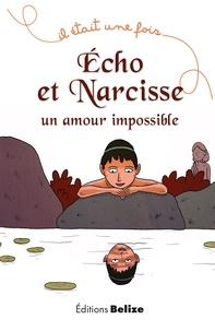 Frédérique Brasier et Sébastien Chebret - Echo et Narcisse - Un amour impossible.