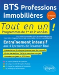 Frédérique Brossillon et Delphine Burglé - BTS professions immobilières.