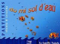 Frédérique Brun et Philippe Khoury - Do mi sol d'eau - Partitions chants & accords.