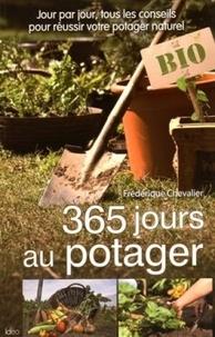 Frédérique Chevalier - 365 jours au potager.