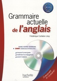 Frédérique Corbière-Lévy - Grammaire actuelle de l'anglais - B2 vers C1. 1 Cédérom