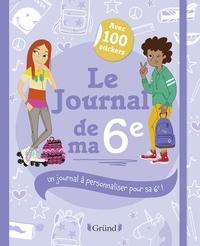 Frédérique Corre Montagu et  Adéjie - Le journal de ma 6e.