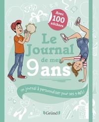 Frédérique Corre-Montagu et  May - Le journal de mes 9 ans.